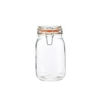 Glass Terrine Jar 1.5 Litre