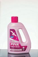 Elsan Pink Toilet Rinse, 2 Litre