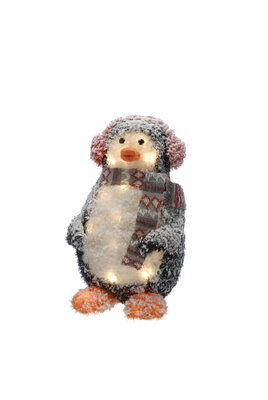45cm Penguin with LEDs
