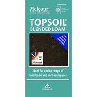 Melcourt Topsoil Blended Loam 20lt