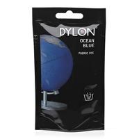Dylon Hand Dye Sachet Ocean Blue 26 50G