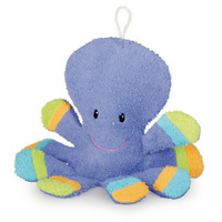 Washcloth Puppet - Octopus