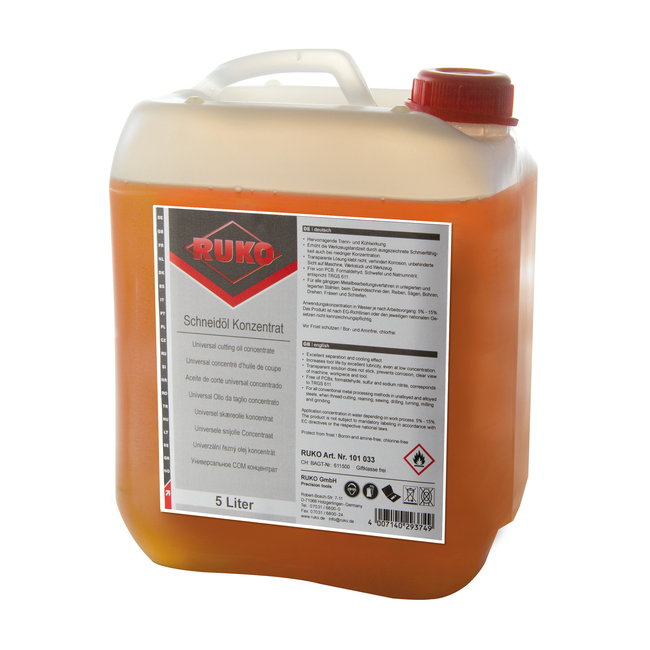 Ungdommelige Ruko 101033 Universal Cutting Oil Concentrate 5L - Sureweld CO64