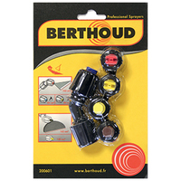 Berthoud Nozzle Tip Kit Herbicide