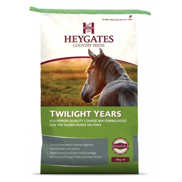 Heygates Horse & Pony Twilight Mix 20kg