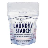 Kershaws Starch Powder 500gm Pouch