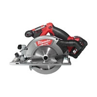 Milwaukee M18CCS55-502X  FUEL™ 55MM CIRCULAR SAW FOR WOOD AND PLASTICS