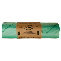 Biobag 240L Compostable Bag Roll 5
