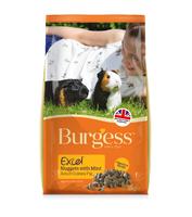 Burgess Excel Guinea Pig - Original 2kg
