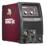 THERMAL ARC FABRICATOR 252i 230V 1PH 250Amps COMPACT MIG WELDER