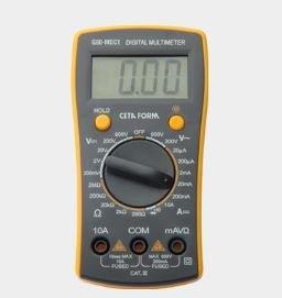 CetaForm Digital Multimeter G80-MDC1