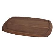 Acacia Wood Reversiable Serving Board 36cm x 25cm x 2cm
