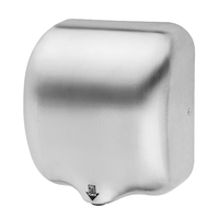 Stream Flow Satin Steel Hand Dryer