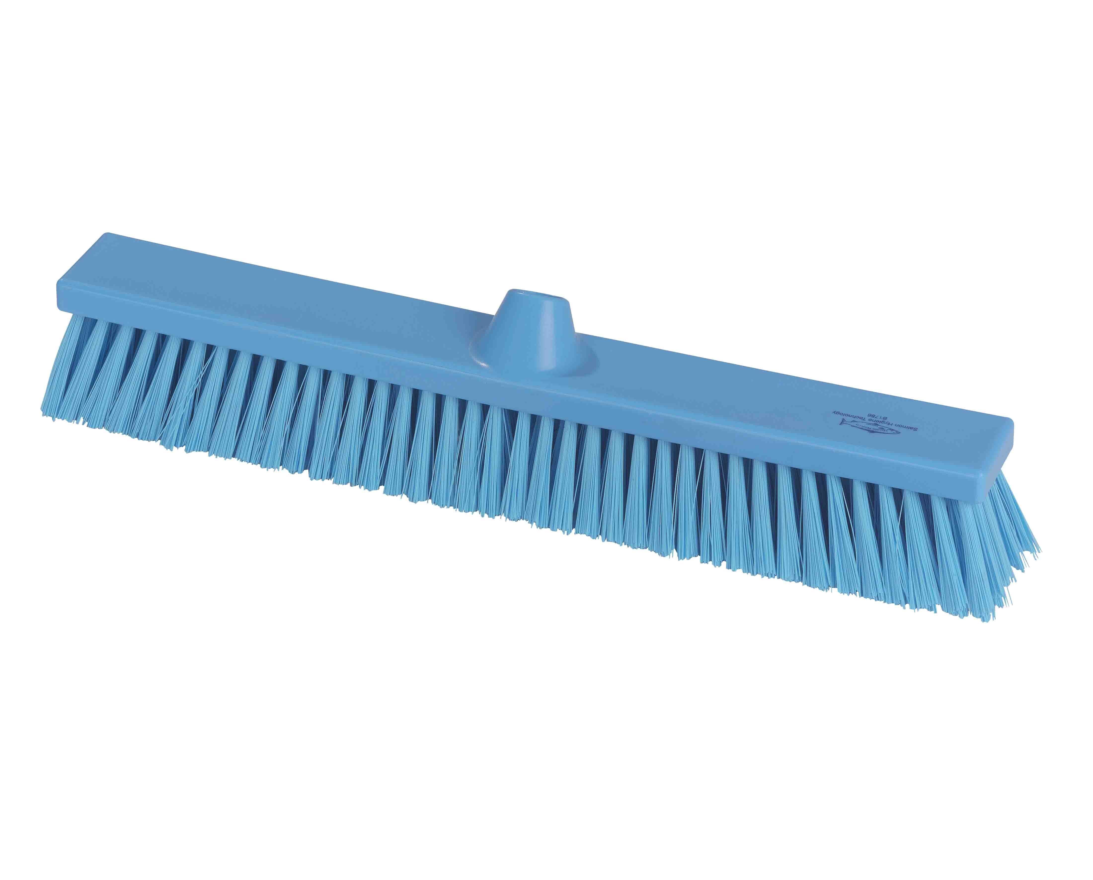 B1786 Flat Sweep Broom Stiff 500x58mm