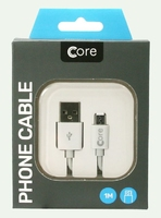 Core Micro USB 1m High Speed Cable