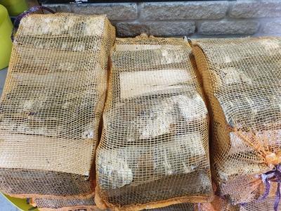KILN DRIED FIREWOOD LOGS 40L NETTED BAGS