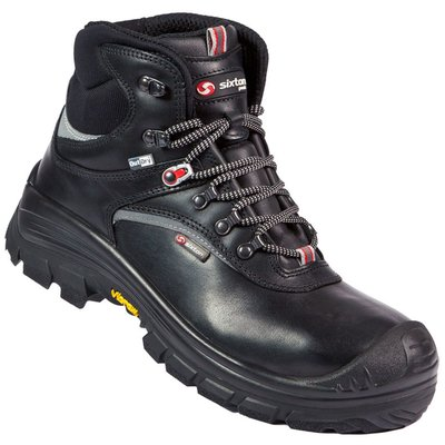 Sixton Peak Eldorado Outdry Waterproof Anti-Penetration Midsole Lace Up Ankle Safety Boot