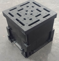 Slotted Drain Channel - Corner / Access Piece