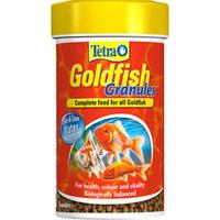 Tetra Goldfish Granules 80g x 1