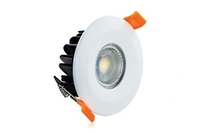 6w Colour Switching Fire Rated Downlight 3000-5000K