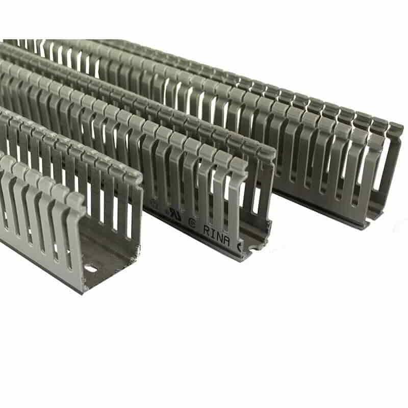 05187 ABB Narrow Slot Trunking  60 x 80