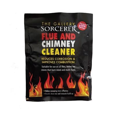 Sorcerer Chimney & Flue Cleaner 90gm