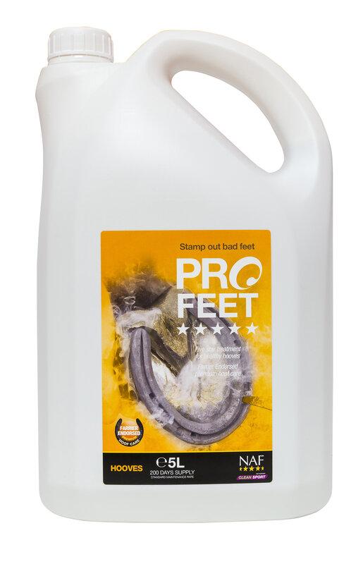 NAF Pro Feet Liquid 5L