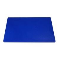 "Low Density Chopping Board 18""Lx12""Wx0.5""D Blue"