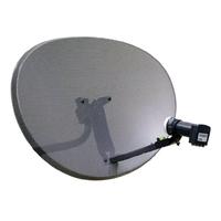 60cm Zone 2 MK 4 Mesh Satellite Dish + Quad LNB