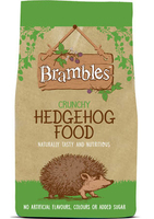 Brambles Crunchy Hedgehog Food 900g x 1 [Zero VAT]