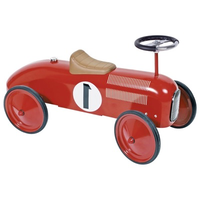 Children's Ride-on Red Car
