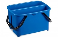 WINDOW CLEANING TWIN BUCKET 2x10ltr 45cm