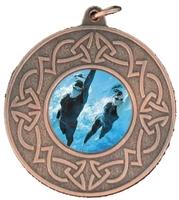 50mm Celtic Medal (Bronze)