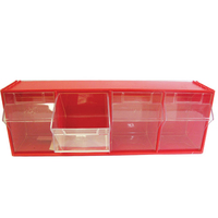 Display Drawers 4 Bin