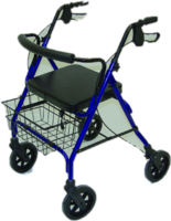 Heavy Duty Bariatric Rollator