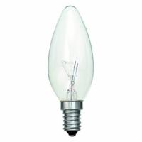 EVEREADY 40W MES (E12) CANDLE LAMP
