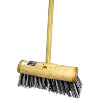 YARD BRUSH HEAVY DUTY COMLETE