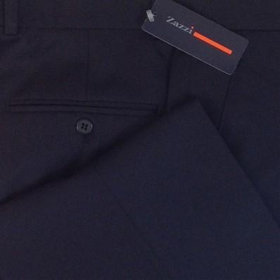 ZAZZI Poly-Wool Mix Trousers