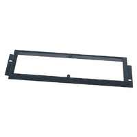 Euromet 03230 | Security rack cover 3U, plexiglass, Black