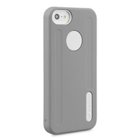 Kubalt iPhone 5 Double Layer Grey & White