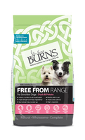 Burns 'Free From' Grain Free Adult - Duck & Potato 12kg