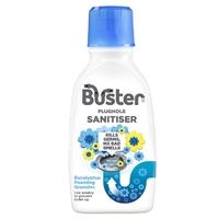 Buster Plughole Sanitiser Foaming Granules 300g
