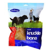 Hollings Roast Knuckle Bones Pre-Packed - Box of 20