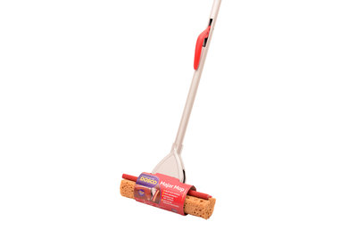 Dosco Major Sponge Mop Red & Silver