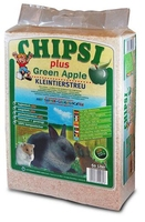 Chipsi Plus Green Apple Shavings 3.2kg x 1