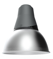 ANSELL Deco High Bay LED 96W - Aluminium Reflector