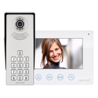 Colour Video Door Entry Keypad Kit
