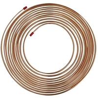 "1/4"" OD Copper Piping"