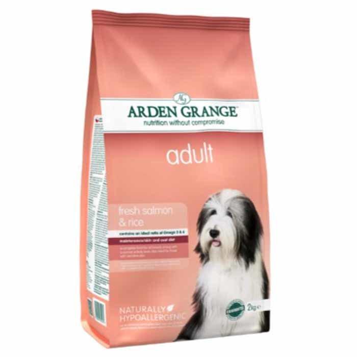 Arden Grange Adult – fresh salmon & rice