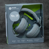 Coloud Number 16 Grey Headphone